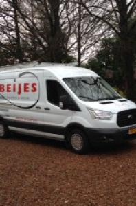 bedrijfsbus Beijes Trappen & Bouw