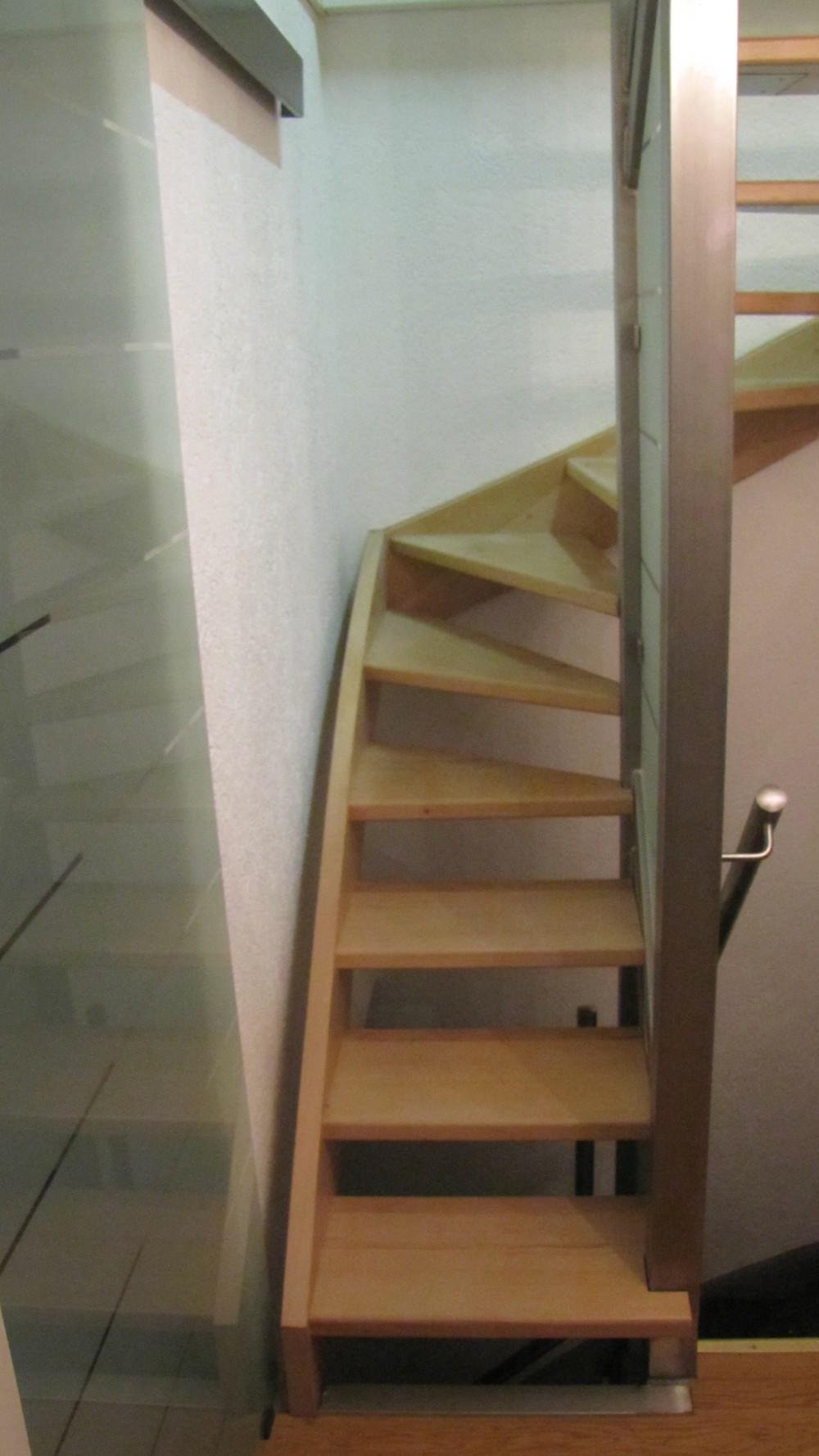 houten trap Echt